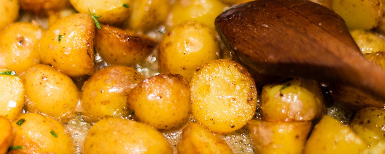 Rosmarinkartoffeln - lovestoned.de