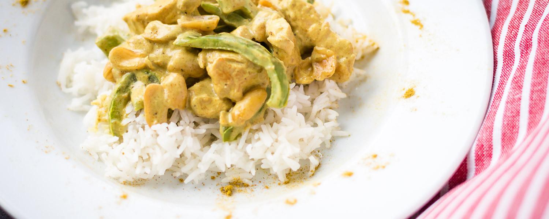 Express-Curry mit Schweinefilet - lovestoned.de