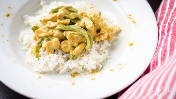 Express-Curry mit Schweinefilet - lovestoned.de